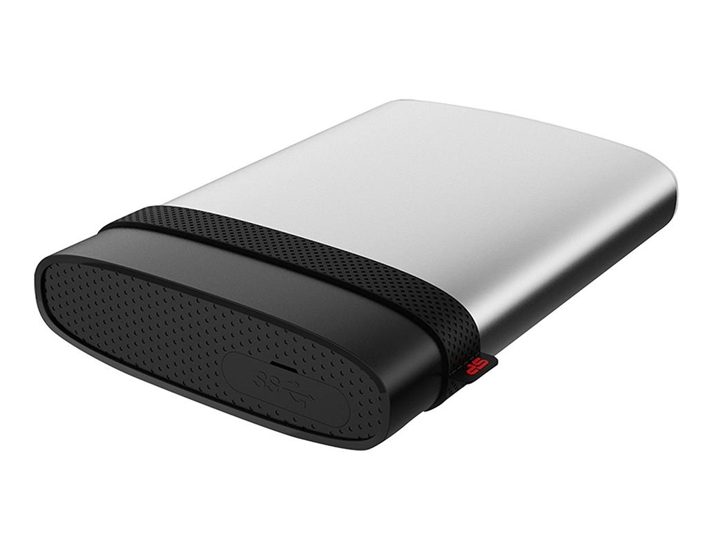 Silicon Power Armor A85 External Hard Drive - 2TB