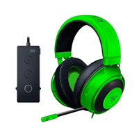 هدست بازی ریزر مدل Razer KRAKEN TOURNAMENT EDITION Green