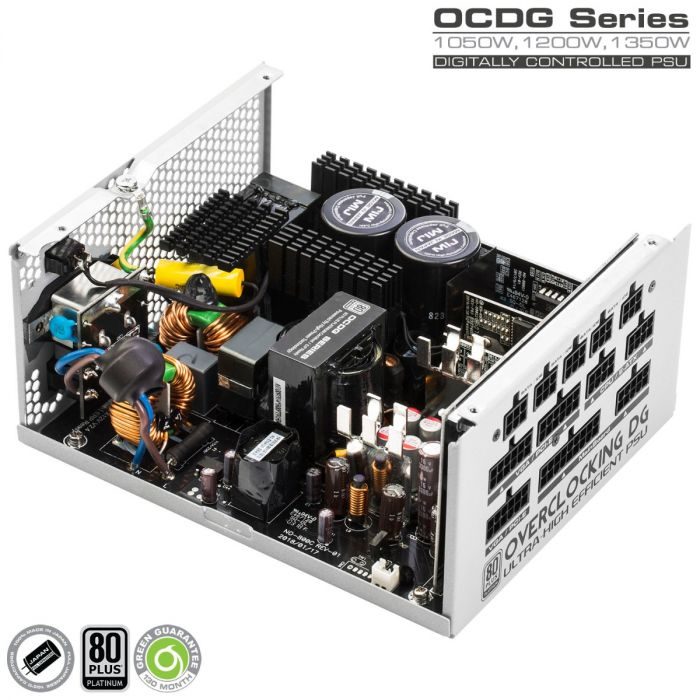 GREEN GP1050B-OCDG Overclocking Evo 80Plus Platinum PSU