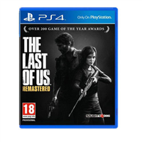 بازی The Last Of Us: Remastered - برای PS4