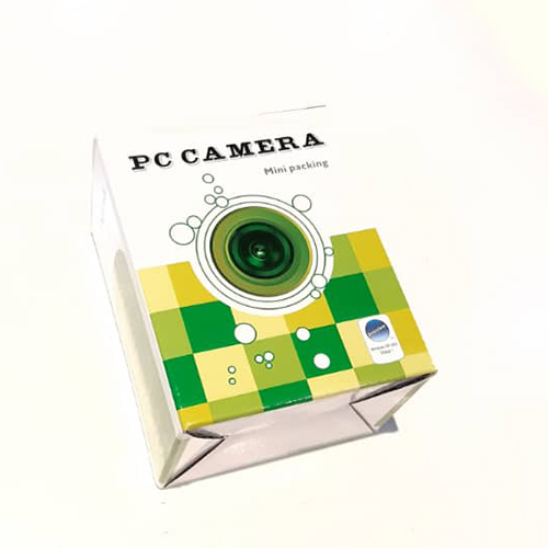 وبکم Pc Camera Mini Packing