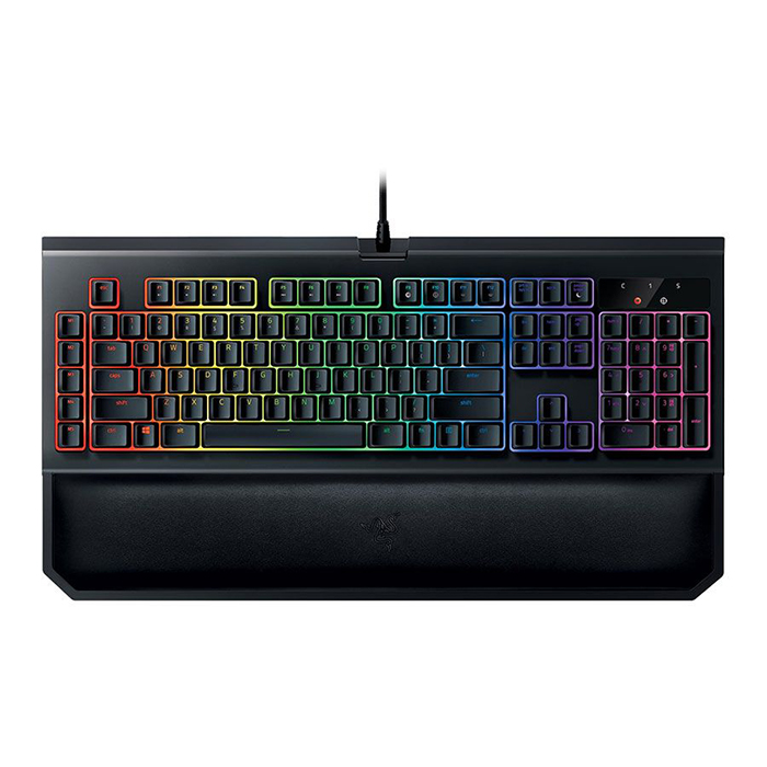Razer BlackWidow Chroma V2 2014 Gaming Orange Switch