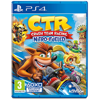 بازی Crash Team Racing Nitro-Fueled برای PS4