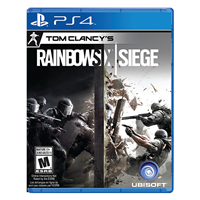 بازی Rainbow Six Siege برای PS4