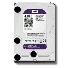 هارد Western Digital Purple Internal Hard Drive - 4TB