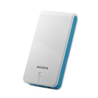 پاوربانک ADATA P20100 20100MHA WHITE-BLUE